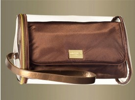 luxury travel bag