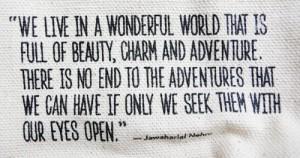travel world adventure